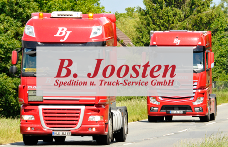 B. Joosten Spedition