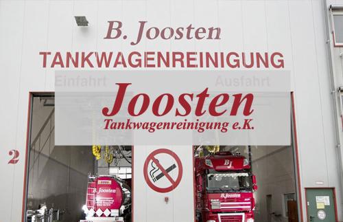 Joosten Tankwagenreinigung